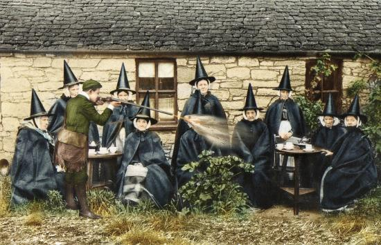 1er avril, ouverture de la chasse aux sorcières